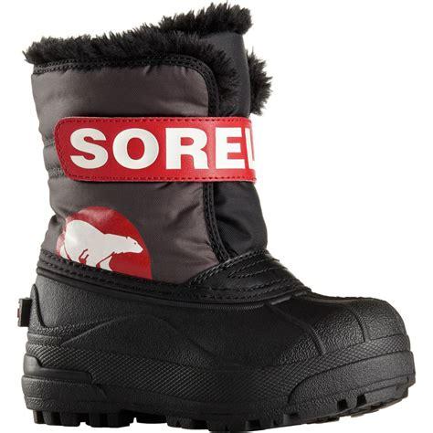 sorel toddler boots sorel snow commander boot toddler boys backcountry