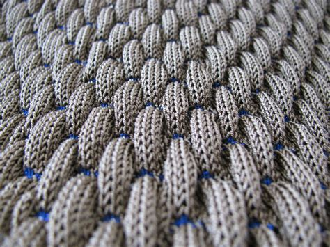 3d knit 3d textiles contemporary knitwear design detail with