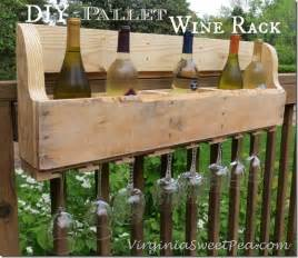 Tennis Benches For Courts Diy Pallet Wine Rack Sweet Pea