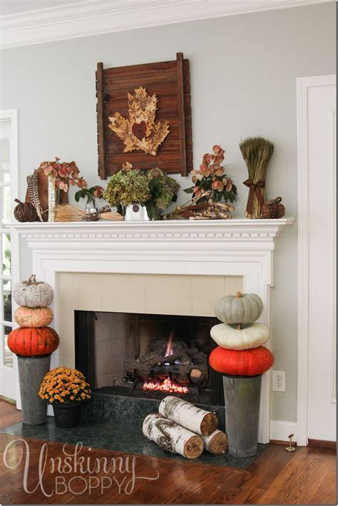 fall mantel decor fabulous fall fall decorating with nature