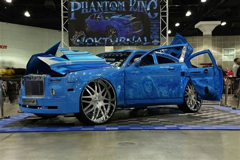 phantom king nokturnal  dodge charger   big