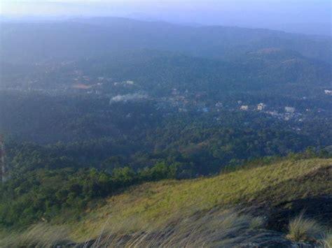 Tilla Top Sr T2909 hill top view of nedumkandam