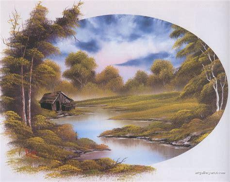 bob ross painting fog bob ross paintings bob ross gallery bob ross artwork