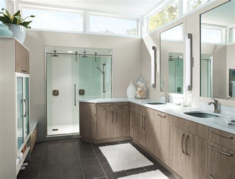 his and hers bathroom his and hers modern bath