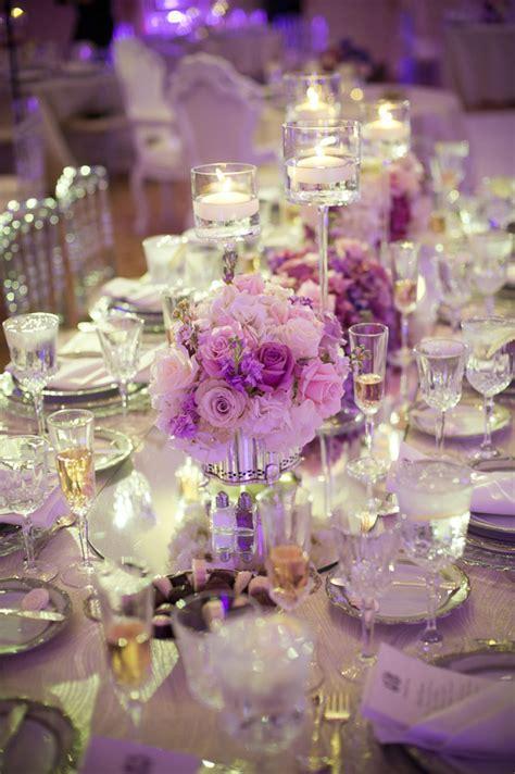 Regally Elegant Purple Maryland Wedding   MODwedding