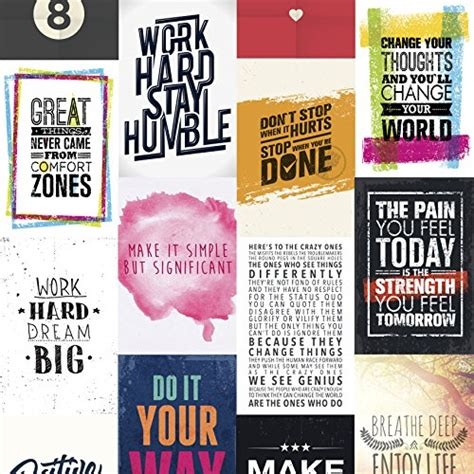 Hohe Poster Betten by Visual Vitamins Motivationsposter Vin019 Change Your World