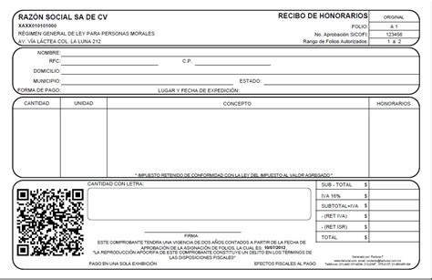 requisitos de facturas del extranjero 2016 formato de factura los impuestos