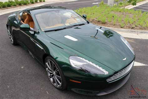 british racing green 2014 aston martin db9 rover british racing green