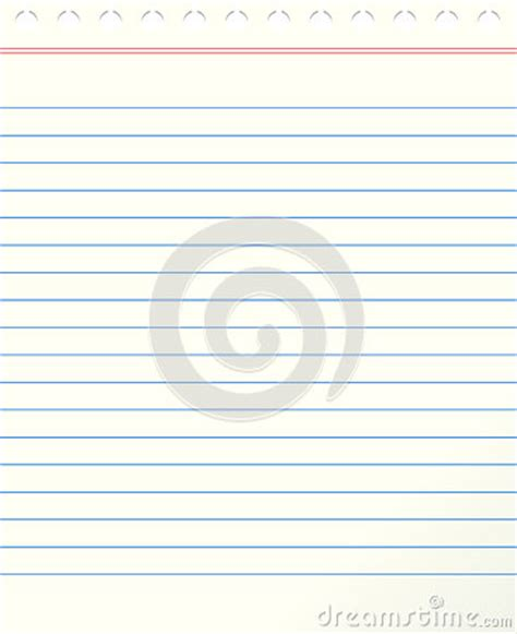 lined paper free stock blank lined paper royalty free stock photography image