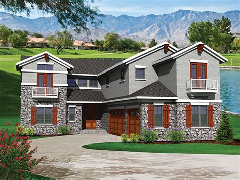 olmstead italian style home plan 051s 0095 house plans and more