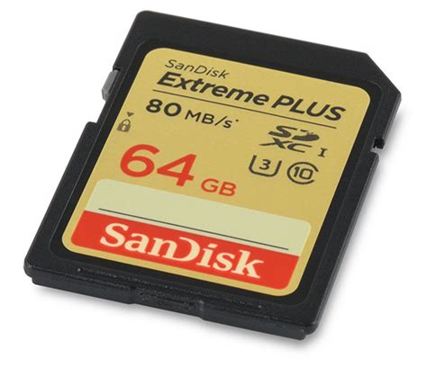 Sandisk Plus 64gb sandisk plus 80mb s 64gb sdxc uhs i u3 memory card review memory speed