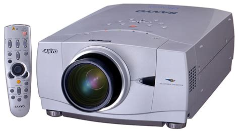 sanyo pro xtrax l sanyo projektoren sanyo plc xp55e l xga lcd beamer