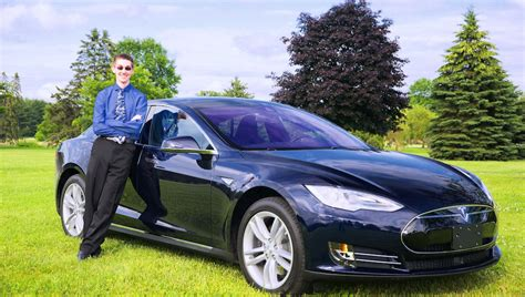 Tesla Motors Investors Comes True For 17 Year Tesla Investor Tesla