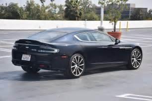 Aston Martin Rapide S Top Speed 2016 Aston Martin Rapide S Review