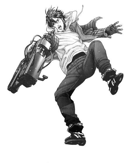 Gantz Anime Dsdw Size L kurono kei 812222 zerochan