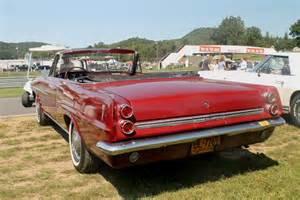 Pontiac Convertibles 1963 Pontiac Tempest Convertible At Lime Rock Historic