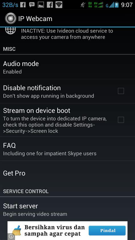 membuat aplikasi android menggunakan hp cara membuat cctv dengan menggunakan hp android