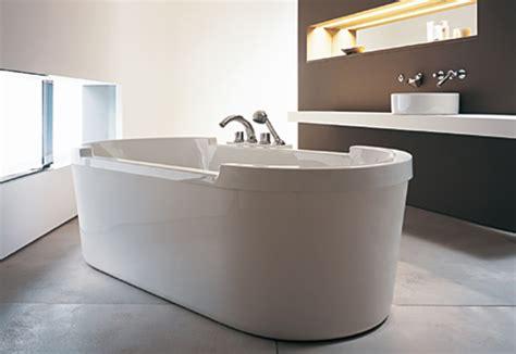 duravit starck bathtub starck tube freestanding by duravit stylepark