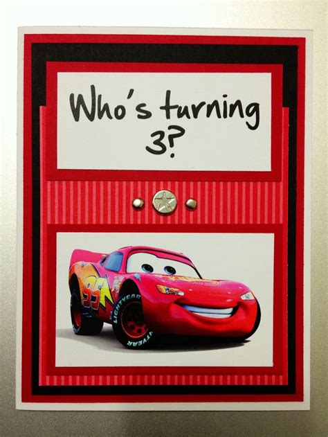 free printable birthday cards lightning mcqueen 32 best images about mcqueen birthday on pinterest cars