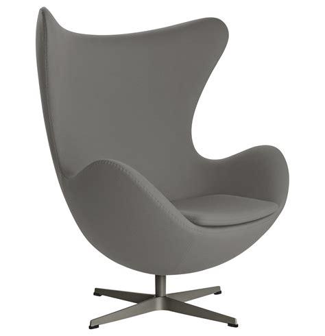 fauteuils egg fauteuil pivotant egg chair rembourr 233 tissu gabriele