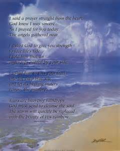 bereavement poems for