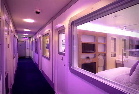 Yotel Cabins by Yotel Airport Hotel