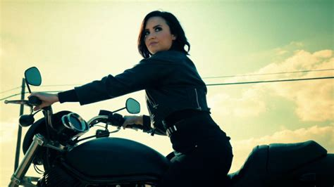 confident by demi lovato meaning 10 things we learned about demi lovato s confident video