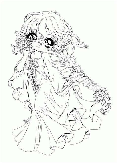 15 Pics Of Anime Gothic Princess Coloring Page Anime Anime Coloring Pages Deviantart Free