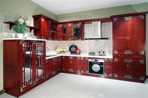 chinese cabinets kitchen home decorating ideas