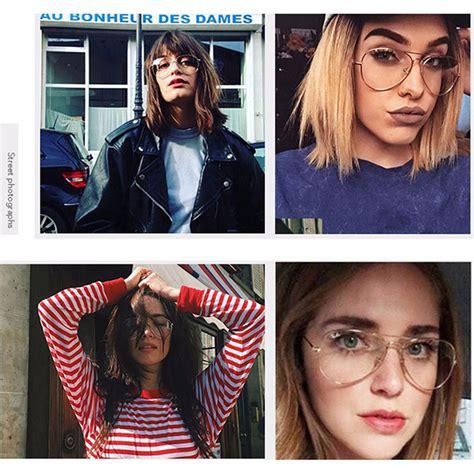 Frame Kacamata Wanita Y1963 6 frame kacamata wanita classic aviator golden jakartanotebook