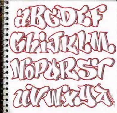 tato alfabet keren alphabet graffiti letters by keren b parker fonts