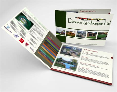 leaflet design middlesbrough yellow box marketing website design middlesbrough