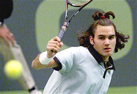 tennis players short haircut with line roger federer hair hairstyles haircuts men s hair blog