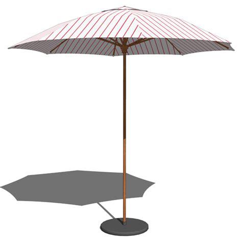Outdoor Umbrella 3d Model Free outdoor umbrella 3d model formfonts 3d models textures