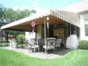 patio awning plans patio glamorous patio awning design diy patio awning