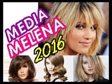 tendencias 2016 en peluqueria corte y color youtube cortes de pelo media melena 2016 nuevas tendencias