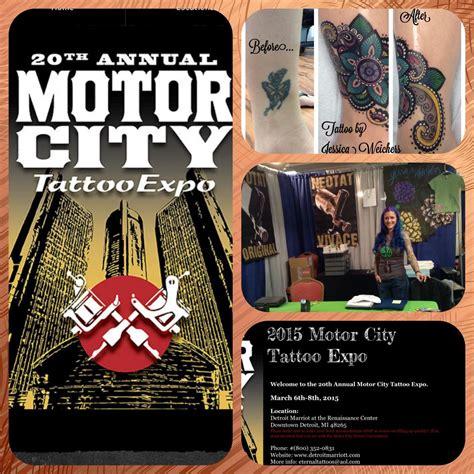 tattoo convention detroit detroit tattoo convention jessica weichers tattoos