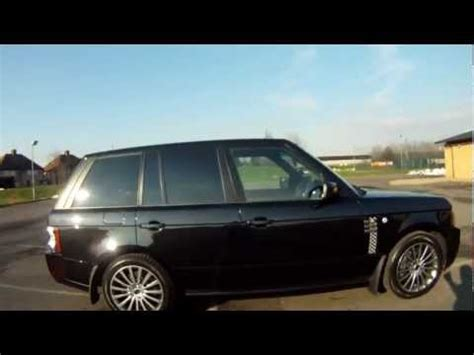 range rover 2012 model range rover 2012 model autobiography black