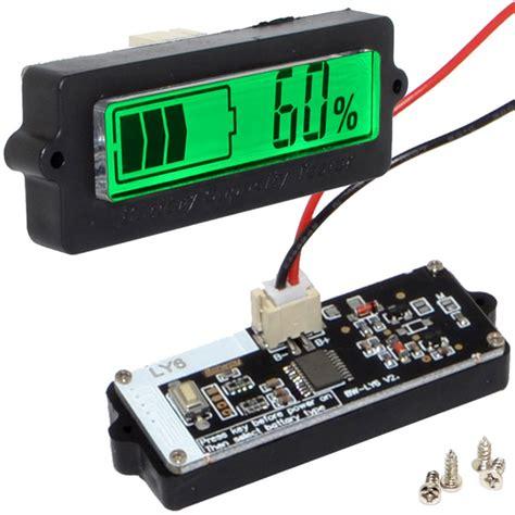 migliori lade led tester per lade lcd tester con display lcd per batterie