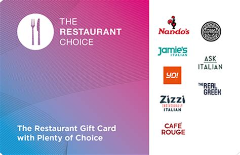 How Does Restaurant Com Gift Card Work - how our restaurant gift cards work restaurant choice