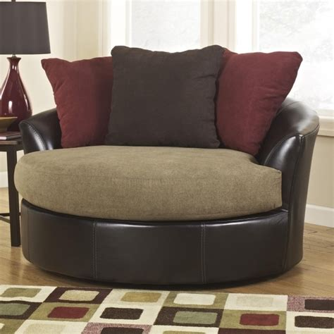 Oversized Swivel Accent Chair   Chair Design