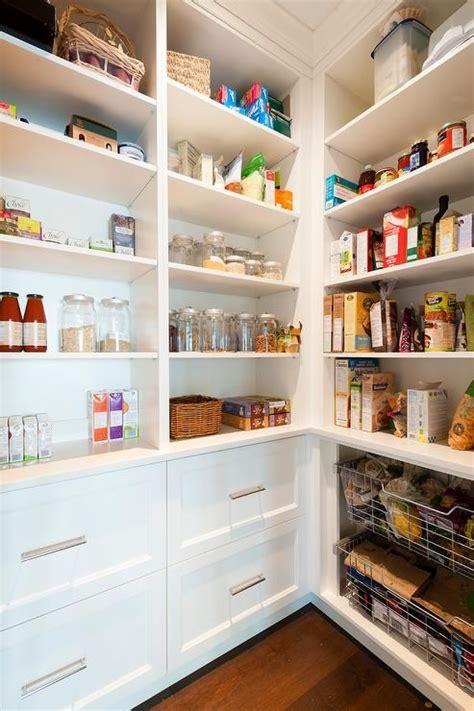 walk in pantry shelves best 25 walk in pantry ideas on classic