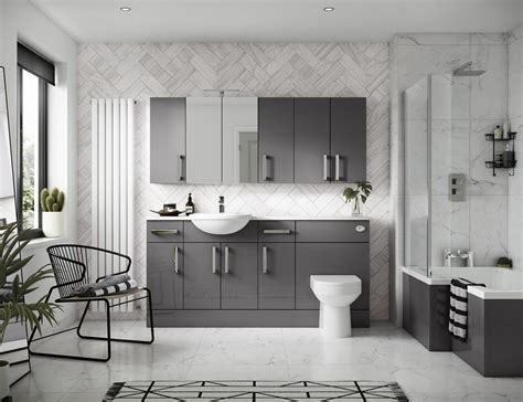 bathrooms idea grey bathroom ideas for a chic and sophisticated look
