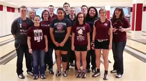 a m west texas a m university bowling crowdfunding success