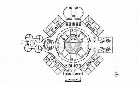 Mosque Floor Plan by National Assembly Building B Amp W Drawing Ground Floor