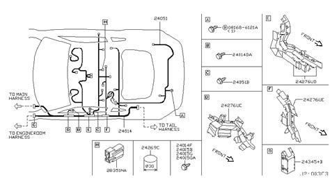 350z wiring diagram