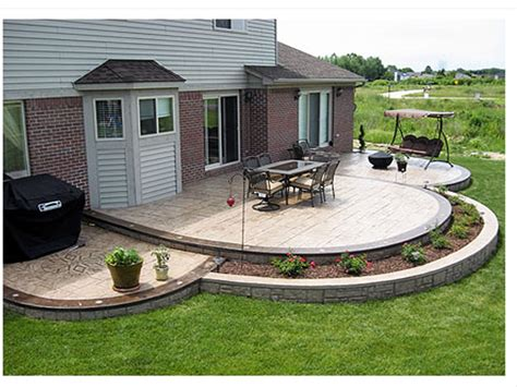 poured concrete patio how to pour a suspended concrete patio are you looking
