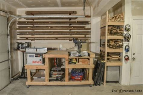 dsc 0145 jpg wood pinterest woodworking shop how to set up a diy workshop the created home