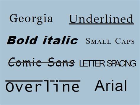 décoration style text generator font css style generator
