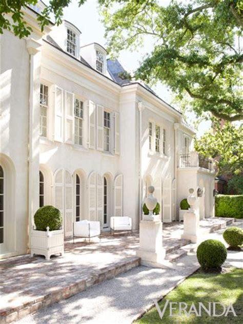 french style homes exterior home tour pamela pierce s houston house house tours